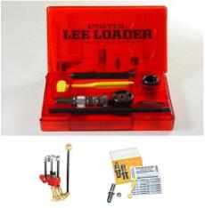 lee reloading equipment