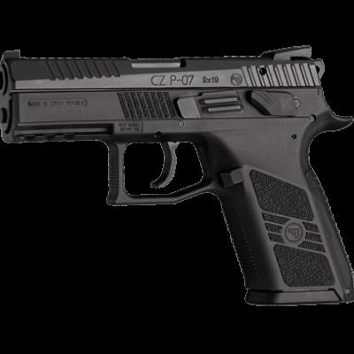 CZ 75 P-07 9mm