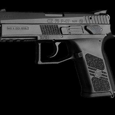 CZ 75 P-07 Duty 9mmP