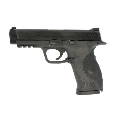 ARCHIVE Smith & Wesson M&P45  Black  No Thumb Safety wCrimson Trace Laser Grips