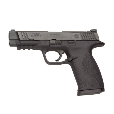 Smith & Wesson M&P45 - Black - No Thumb Safety